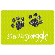 Bungalow Flooring Sit, Stay, Snuggle Doormat