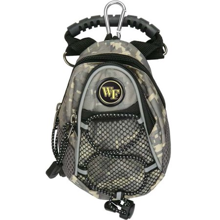 Wake Forest Mini Day Pack Camo ()