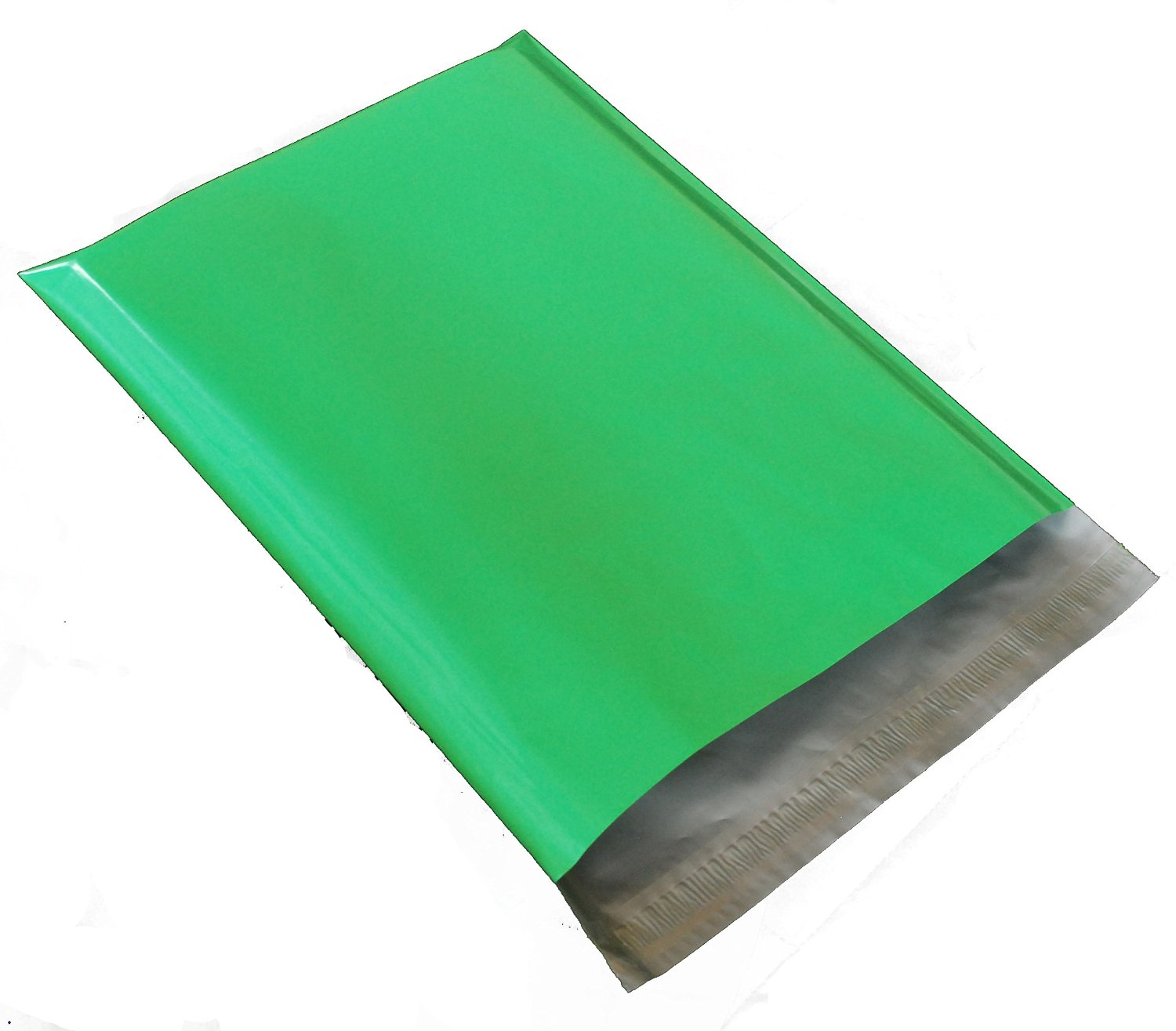 "1000 10x13 Green ValueMailers Poly Mailers Shipping Envelopes Bags 10"" x 13"" by ValueMailers"