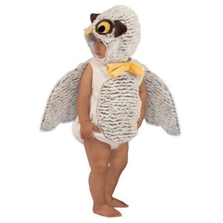 Halloween Toddler Oliver the Owl Costume