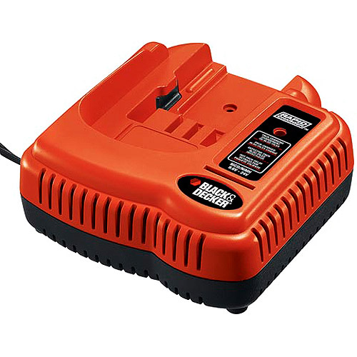 Black & Decker 9.6V - 24V Multi Battery Charger