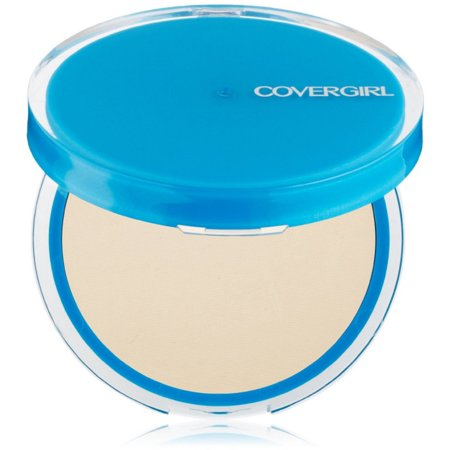 CoverGirl Clean Oil Control Compact Pressed Powder, Classic Ivory [510] 0.35 (Matte Oil Control Pressed Powder)