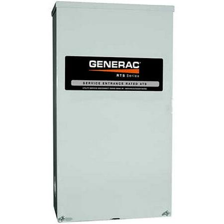 (Generac RTSW200A3 200 Amp 240V Automatic Transfer Switch)