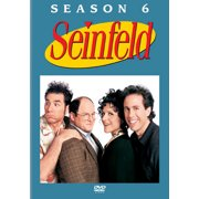 Seinfeld: Season 6 (DVD) by SONY HOME PICTURES ENT.