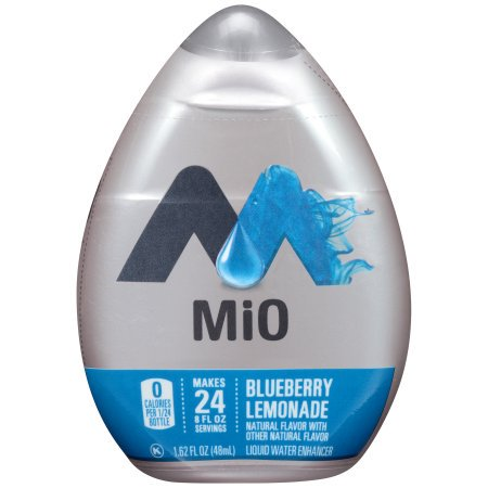 (12 Pack) MiO Blueberry Lemonade Liquid Water Enhancer, 12 - 1.62 fl oz (Tone Enhancer)