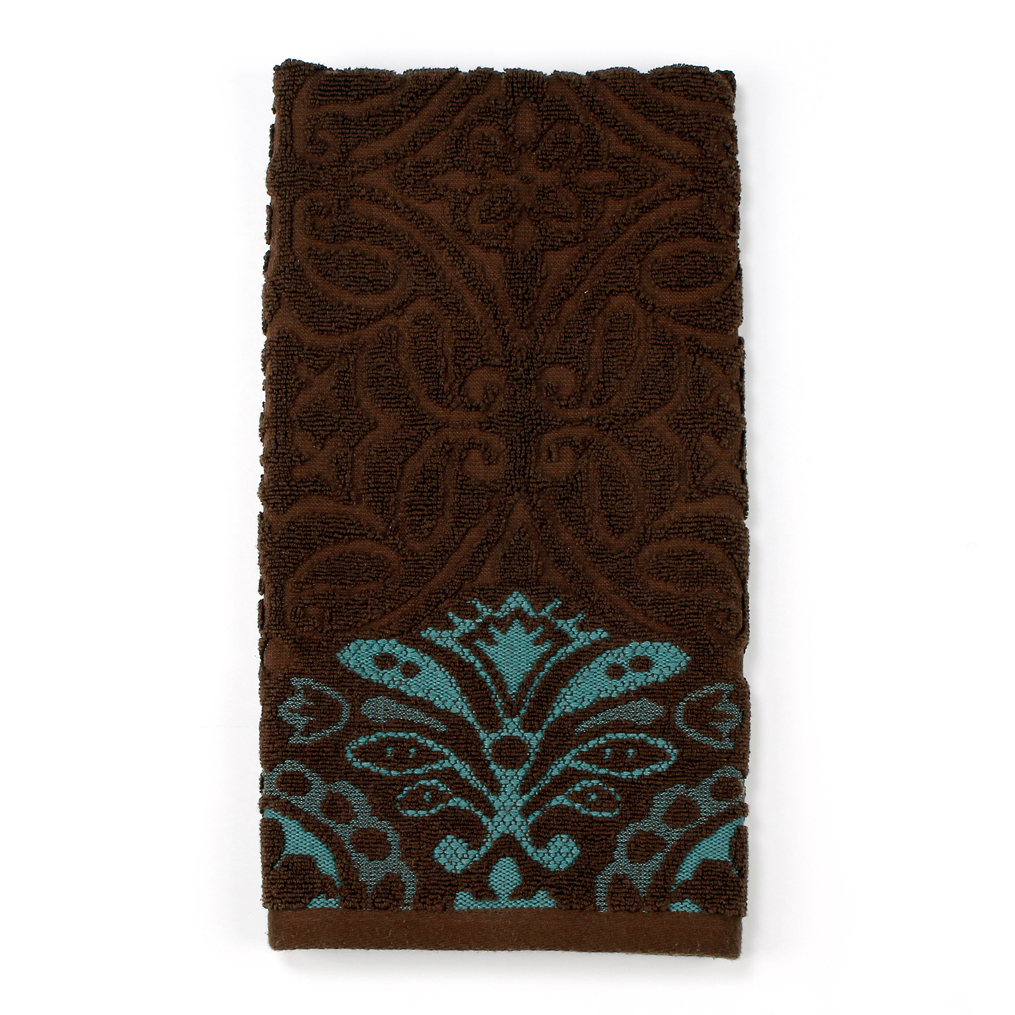 Better Homes and Gardens Galleon Jacquard Tip Towel