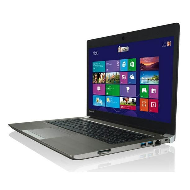 TOSHIBA PORTEGE Z30-B I7 5600U, 2.6 GHZ, 8GB, SSD 256GB, 13.3W, WiFi, WEBCAM Windows 10 Home, 3 Year Warranty (Refurbished)