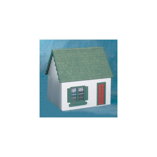 Real Good Toys Cape Cottage Jr Dollhouse Kit - 1 Inch Scale