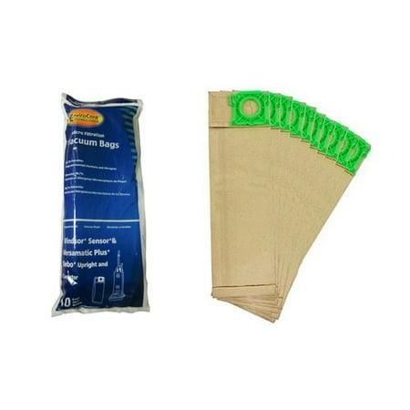 100 Bags For Sebo Windsor Sensor Upright - 143
