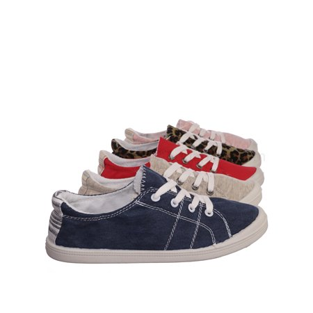 3f964b8ee ... Flexible Rubber Sneaker - Women Canvas Comfort Bendable Shoes. Average  rating 2.6667out of5stars