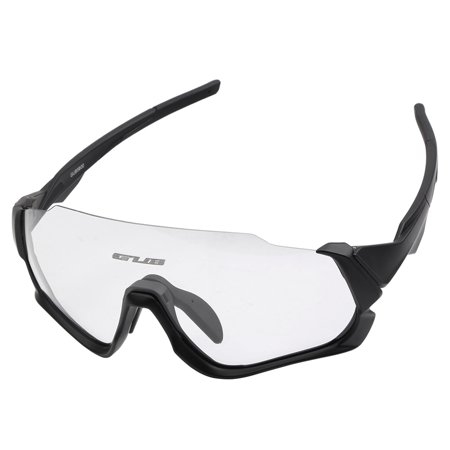 Cycling Sunglasses Photochromic Bike Glasses UV Protection Sports Goggles Eyewear for Men