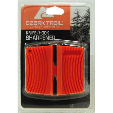 - KNIFE/HOOK SHARPENER