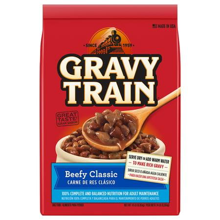 Gravy Train Dry Dog Food