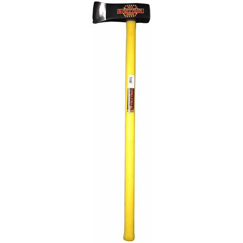 "Seymour SM-8FG 8-pound 36"" Fiberglass Handle Wood Splitting Maul"