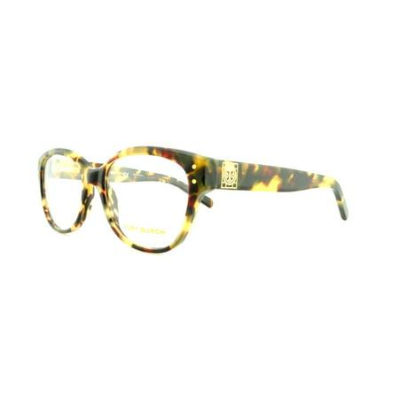 Tory Burch Eyeglasses Ty 2040 1287 Vintage Tortoise 52Mm