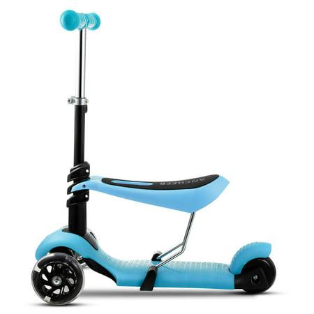 Big Clearance! 3-Wheel Child Kids Mini Kick Scooter with ...