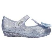Mini Melissa Ultragirl Princess Me Mary Jane Flats Kids Toddler Girls Shoes