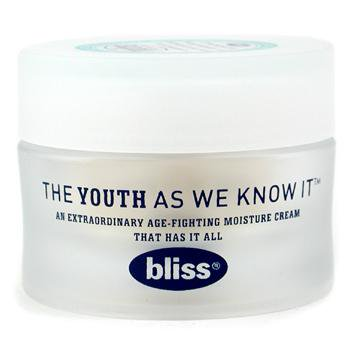 Bliss The Youth As We Know It Cream