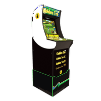 Deals on Golden Tee Arcade Machine with Riser, 4ft, Arcade1UP