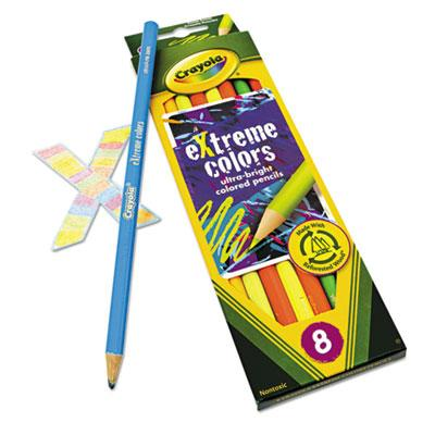 Crayola Extreme Colored Pencil Set