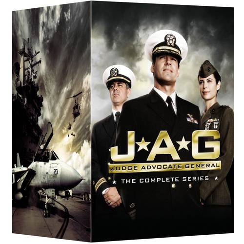 JAG: The Complete Series ( (DVD))
