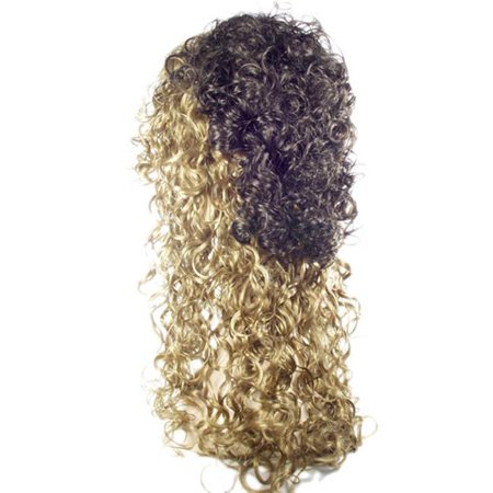 Morris Costumes LW139ABL Curly Fall Ashe Blonde Wig Costume - image 1 de 1