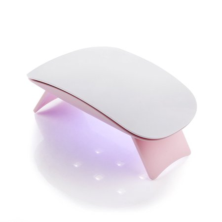 MAKARTT 6W LED UV Nail Dryer Curing Lamp USB