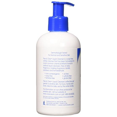Free and Clear Liquid Cleanser 8 Oz - image 2 of 4