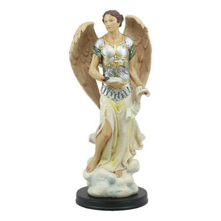 Ebros Catholic Church Archangel Saint Gabriel Statue 12.25