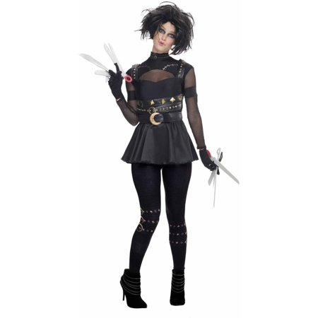 Edward Scissorhands Adult Halloween Costume](Edward Scissorhands Hands For Sale)
