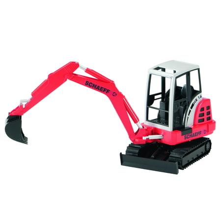 Bruder Mini - BRUDER Schaeff mini excavator HR 16