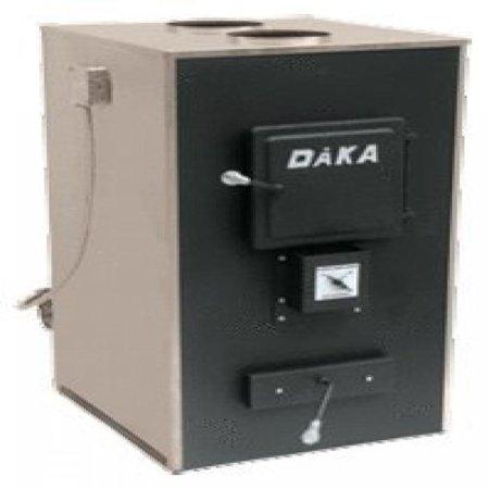 Daka Wood Or Coal Burning Furnace 42 000 105 000 Btu