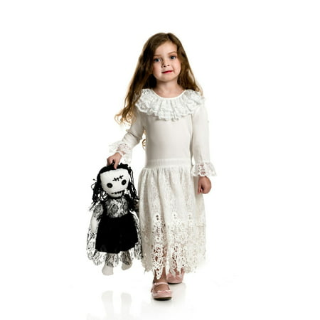 Halloween Little Miss Voodoo Toddler Costume](Halloween Horror Nights Voodoo)