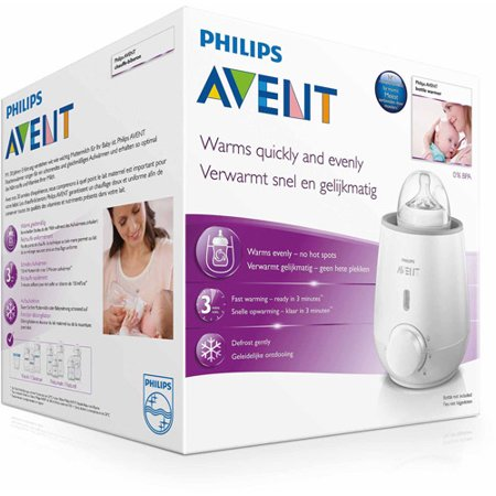 Best Philips Avent Fast Bottle Warmer, BPA-Free deal