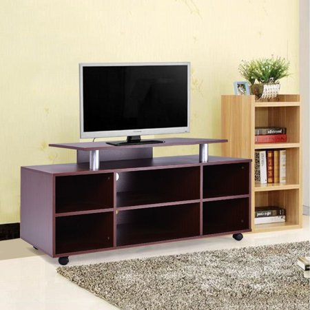 Tv Stand Entertainment Center Media Storage Cabinet