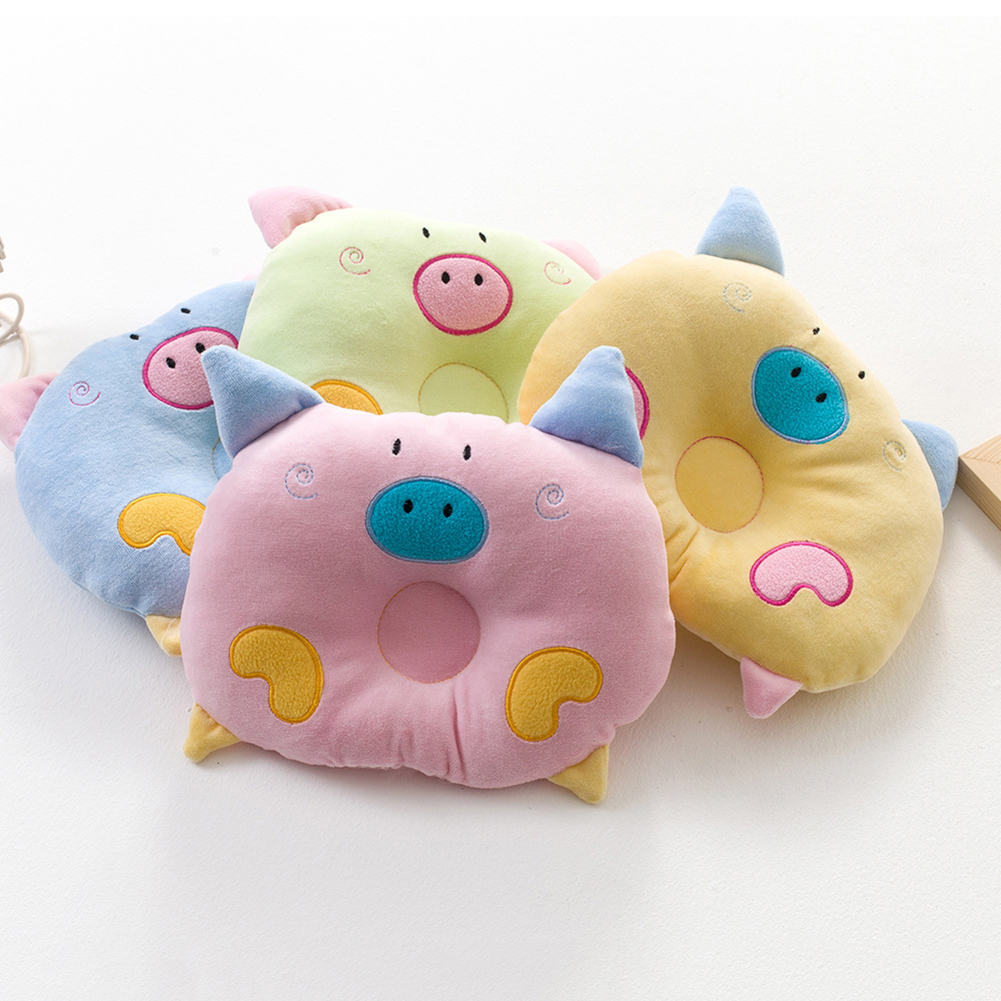 Girl12Queen Baby Infant Newborn Sleep Positioner Support Pillow Cushion Prevent Flat Head