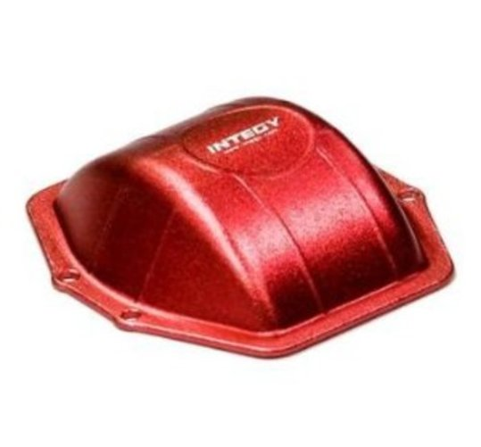 INTEGY C24720RED Aluminum Alloy Diff Cover 1/10 Wraith INTC4731 Multi-Colored