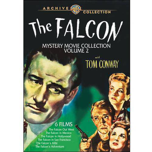 The Falcon Mystery Movie Collection, Vol. 2 (Full Frame)