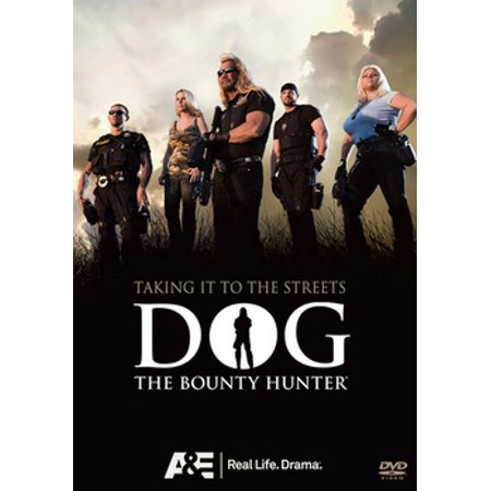 Dog the Bounty Hunter: Taking It to the Streets (DVD) (Beth The Bounty Hunter)