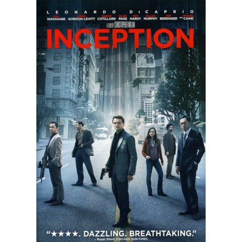 Inception (Widescreen)