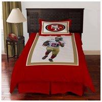 Biggshots San Francisco 49ers Frank Gore Bedding Comforter Set