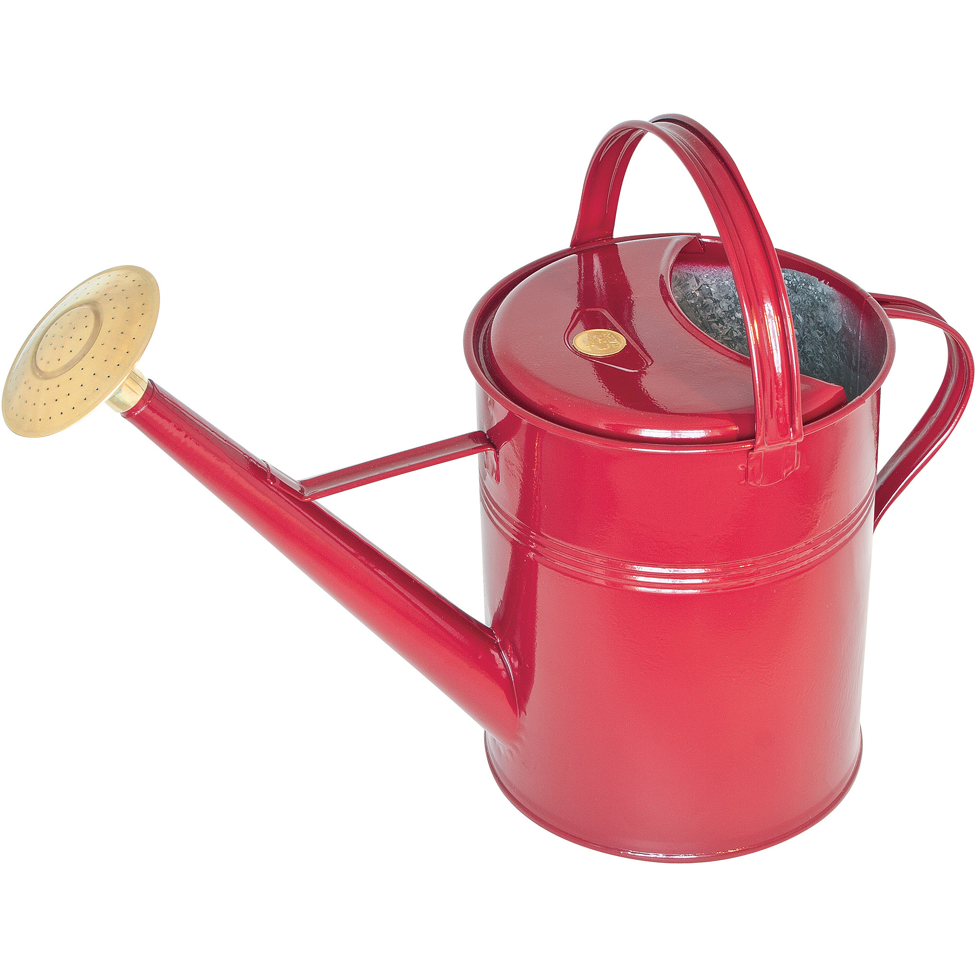 Haws Traditional 2.3 gal Watering Can, Burgundy V143BY by Bosmere