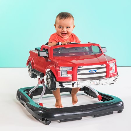 4a2de65f821b Bright Starts 3 Ways To Play Ford F150 Baby Walker - Best Baby Walkers