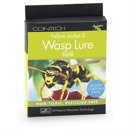 Contech Yellow Jacket And Wasp Lure Refill