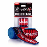 "Hayabusa 180"" Perfect Stretch 2 Handwraps - Blue"