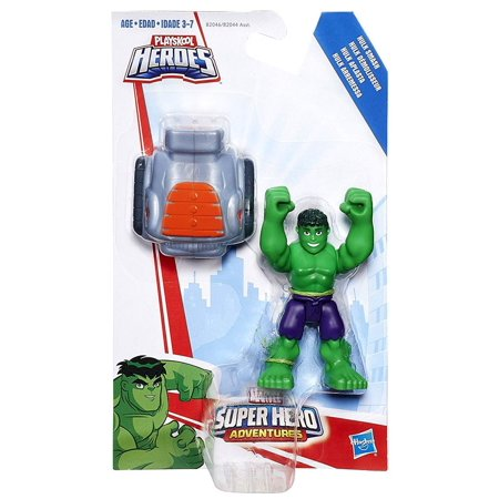 Playskool Heroes Marvel Super Hero Adventures Hulk Smash