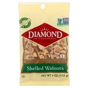 Diamond Shelled Walnuts, 4.0 OZ