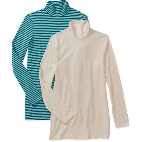 Women S Mock Turtleneck Shirts