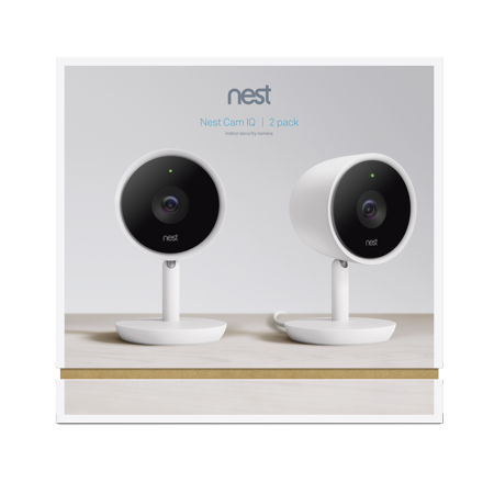 Google Nest Cam IQ Indoor Security Camera - 2