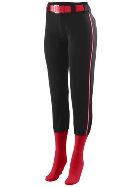 Augusta Sportswear 1249 Gls Low Rise Collegiate Baseball Uniform Pants Girls